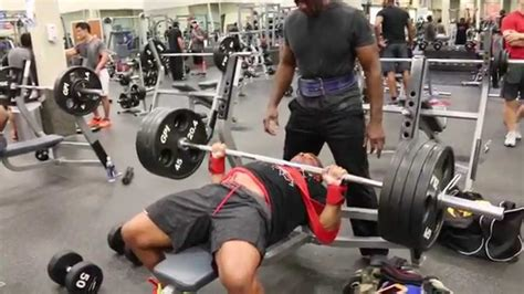How To Increase Your Bench Press Speed And Lockout Youtube