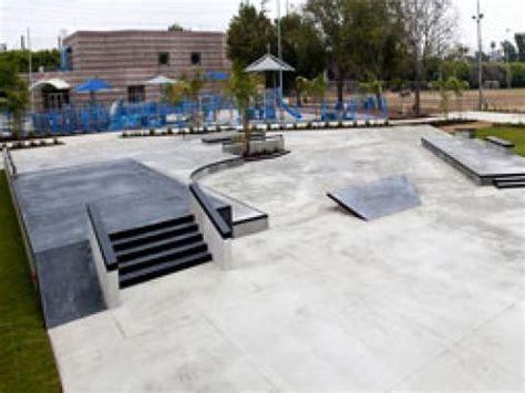 westchester skate park city  los angeles department