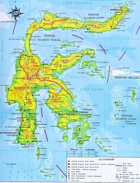 island sulawesi