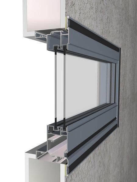 sliding window face fix wintec aluminium windows doors australia pty  aluminum acoustic