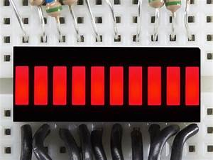New Products  U2013 10 Segment Light Bar Graph Led Display