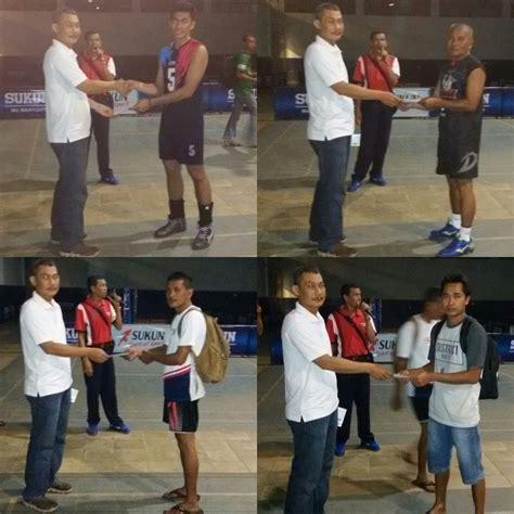 tim berlian muda juarai turnamen  love volleyball