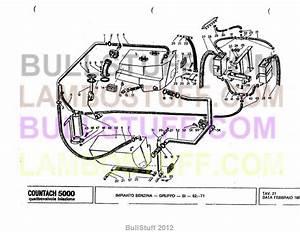Remove 1986 Lamborghini Countach Water Pump Repair Manual