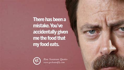 funny ron swanson quotes  meme  life