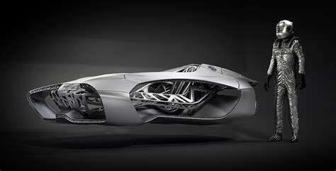Edag Genesis The Future Of Car Production? • Thecoolist