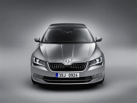 New Skoda Superb 2016 India Launch, Price, News, Review