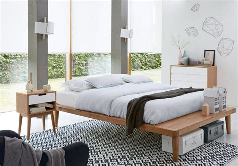 d馗o chambre une chambre blanche accessoirisée d un tapis graphique la chambre blanche en 20 façons décoration