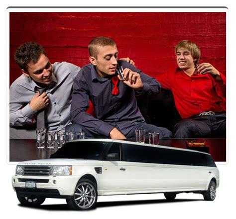 la bachelor limo bachelor luxury limousine