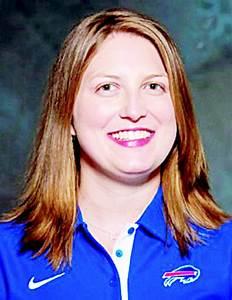 Buffalo 'hire' female coach - London on track - ARAB TIMES ...