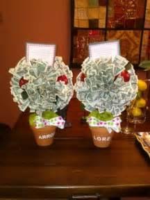 Money Tree Gift for Teacher End of Year