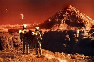 4 men and 4 women will travel to Mars in 2020