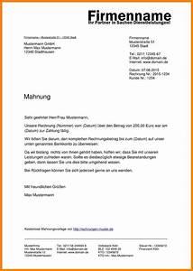 Mahnung Rechnung : 5 brief schreiben muster best male enhancementhq ~ Themetempest.com Abrechnung