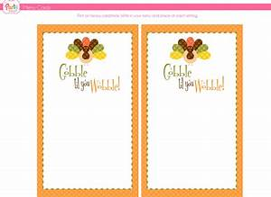 Thanksgiving Invitations – Blank Templates – Happy Easter ...