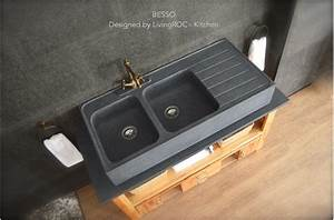 Evier Cuisine Granit : evier cuisine granit ~ Premium-room.com Idées de Décoration