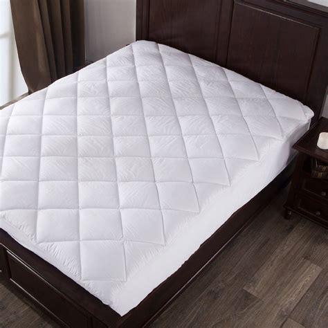pillow top mattress cover mattress pad size 100 cotton topper pillow top bed