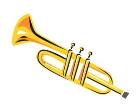 Trumpet Clipart Marching Band Clip Lovetoknow