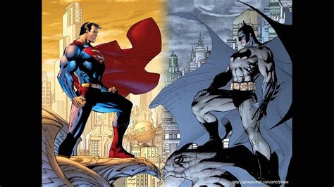 descargar batman  superman comic completo youtube