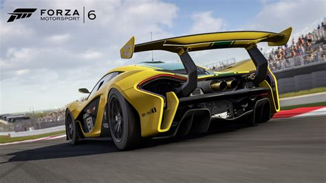 Forza Motorsport 6, Car, Mclaren P1 Wallpaper Cars