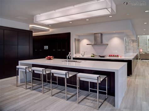 lights  kitchen ceiling modern kitchen waterfall island cement waterfall kitchen island