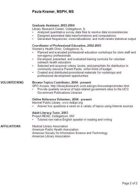 Information Technology Resume Exles by Tutor Editor Referral Service Of Western