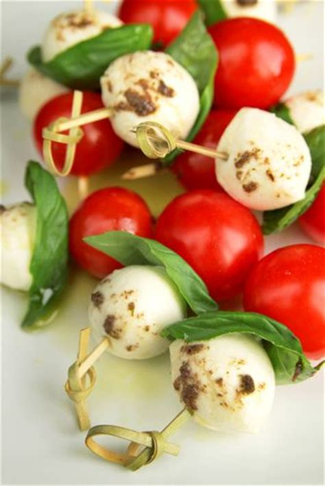 easy canapes 6 sensational cold canapés food cherry tomatoes look at and chris d 39 elia