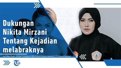 Labrak Elza Syarief Nikita Mirzani Terima Support Dari