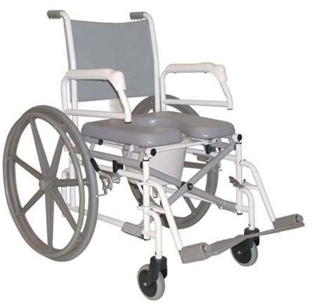 tuffcare s970 rehab shower commode chair wheelchair ebay