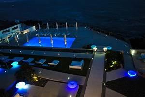 luxury hotels in split infinity pool night lights imanada With outdoor solar lights edmonton