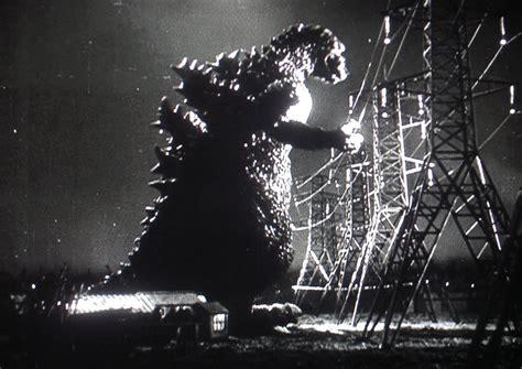 Shodaigoji ゴジラ, Godzilla (1954)