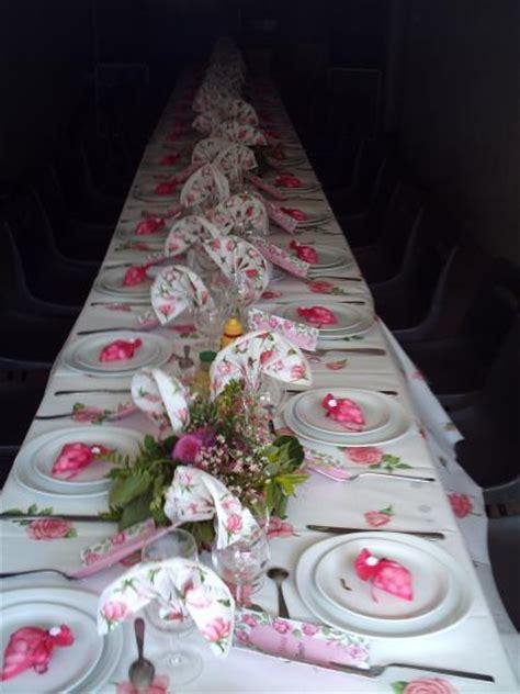 deco pour communion fille 28 images d 233 coration de table communion prune et argent d 233