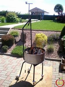 Fabriquer Un Barbecue Avec Un Bidon : fabriquer votre barbecue pas cher ma passion du verger ~ Dallasstarsshop.com Idées de Décoration