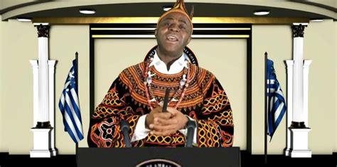 Time Scape | Julius AyukTabe says Appeals Court Verdict ...