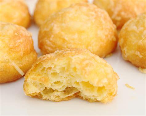 recette cuisine simple la cuisine de bernard gougères au fromage