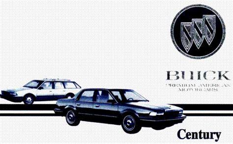 free online car repair manuals download 2011 buick lucerne parking system download free ebook owners manual buick century 1994 free owner manual