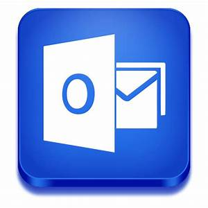 Outlook Icon | Microsoft Office 2013 Iconset | Iconstoc
