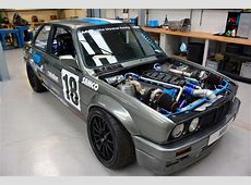 EngineSwap BMW E30 mit BiturboM60 V8