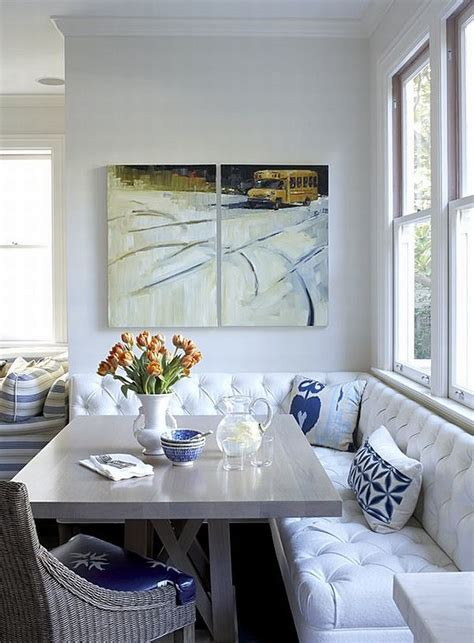Make Kitchen Banquette by Reasons For Choosing Banquette Instead Of Chairs For