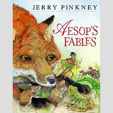 Aesop's Fables By Jerry Pinkney, Jerry Pinkey , Hardcover  Barnes & Noble®