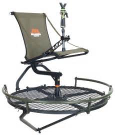 Bow Hunting Tree Stands by Millennium Outdoors M360 Revolution Stand