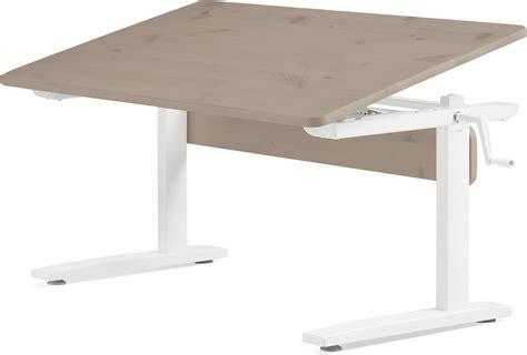 Flexa Schreibtisch Weiß by Flexa H 246 Henverstellbarer Schreibtisch Interismo Onlineshop