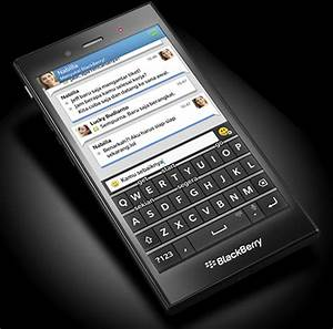 Blackberry Unveils New Q20  U0026 Z3 Smartphones  Bbm For