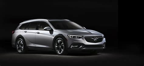 2020 Buick Regal Wagon by 2018 Buick Regal Gs Leak Suggests V6 Power And Awd