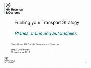 Fuelling Your Transport Strategy