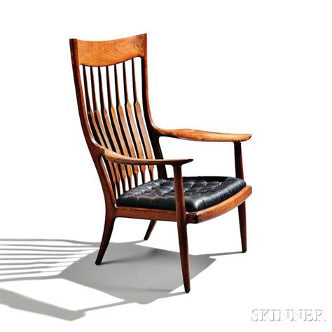 maloof rocking chair seat 15 best images about maloof lounge chairs on