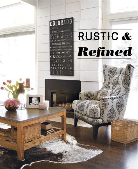 home decor rustic  refined home home