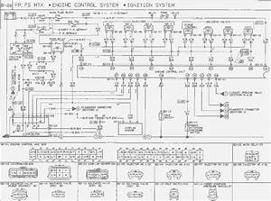 Diagram For 4 Cyl Ecu - 1993-2002  2l  I4