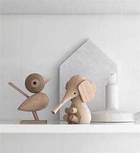 Animaux En Bois Décoration : petits animaux d co en bois ~ Teatrodelosmanantiales.com Idées de Décoration
