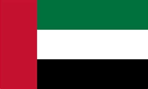 united arab emirates flag pictures