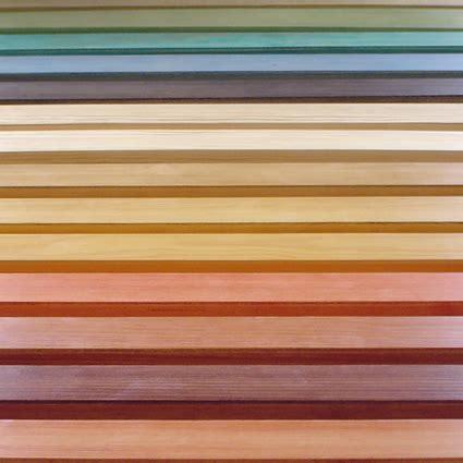 holzlasur farbig
