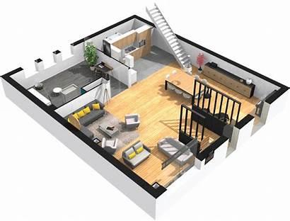 Plan 3d Floor 2d Create Software Homebyme